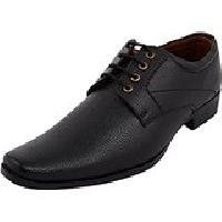 Mens Synthetic Derby Shoes