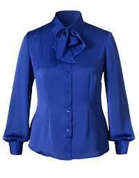 Womens Long Sleeve Blouse