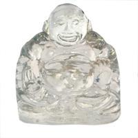 125 gm Crystal Buddha