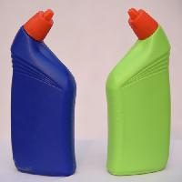 HDPE Toilet Cleaner Bottles
