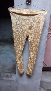 Velvet Skin Colour Legging