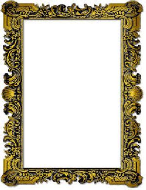 Decorative Photo Frame 06