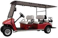 Battery Operated Golf Cart