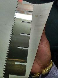 Multitrack Machine Blades