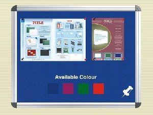 Pin Up Bulletin Board