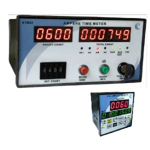 Ampere Minute And Hour Meter