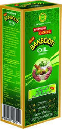 Ayurvedic Banbooti Cool Oil