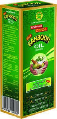 Ayurvedic Banbooti Cool Oil