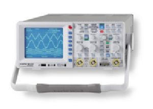 Mhz Mixed Signal Combiscope With Fft