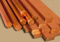 Copper Nickle Round Bar