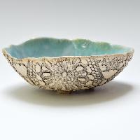 Handmade Pottery Ceramic Bowl