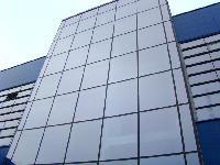 Aluminium Spider Glazing