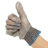 Stainless Steel Metal Mesh Gloves