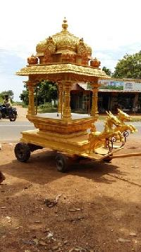Chariot Handcrafted Temples