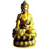 Lord Buddha Bronze Idol