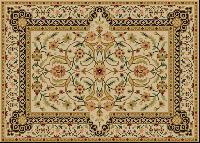 Hand Tufted Oriental Design Carpet