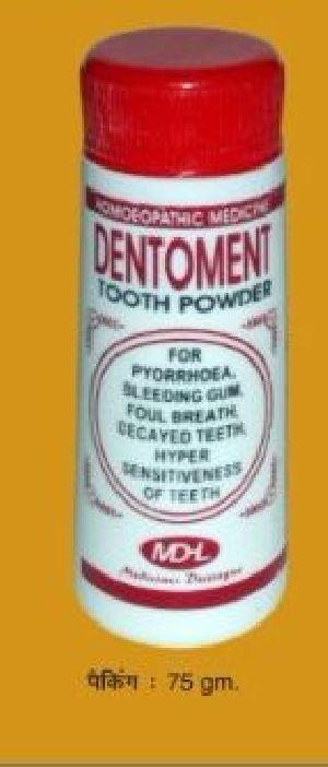 Dentoment Tooth Powder