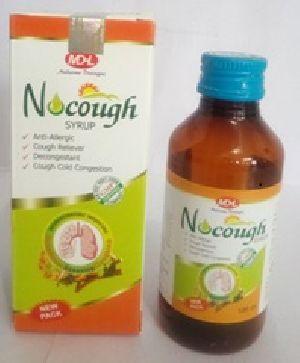 No Cough Syrup