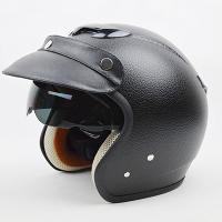 Full Open Face Safety Helmet