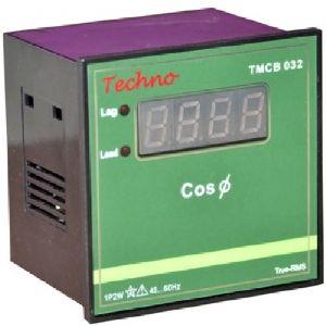 Digital Power Factor (cos ) Meter
