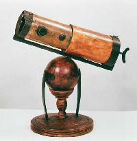 Newtonian Reflector Telescope