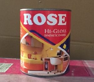Rose Enamel Paints