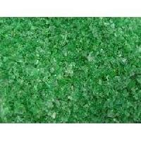Cold Washed Green Pet Flakes