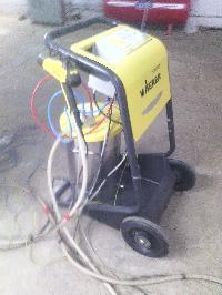 Powder Spray Machine