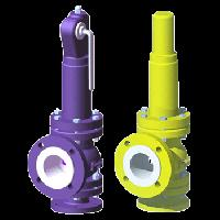 Lined Pressure Relief Safety Valve