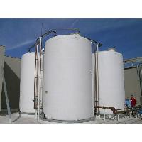 Chemical Storage Spiral Tank