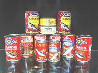 Canned Tuna , Canned Sardine
