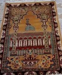 Jai Namaz Prayer Rug