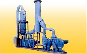 Pollution Control Fume Extraction & Scrubbing System