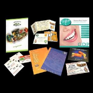 Leaflet Brochure Printing Services