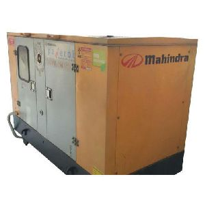 Used Mahindra Generator Rental Services