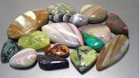 Semi- Precious Cut Stones