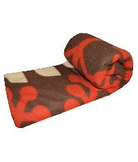 Printed Single Bed Blanket