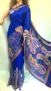 Kantha Stitched Pure Silk Sarees