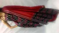 Riaa Ethnic Ikkat Pure Cotton Handloom Dress Material