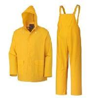 Pvc Rain Safari Suit For Men