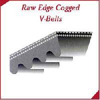 Raw Edge Cogged V Belts
