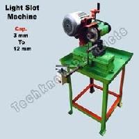 Light Duty Slotting Machine