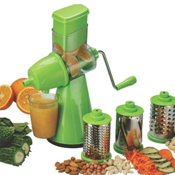 Kitchen King 4 in 1 Fruit and Vegetable Juicer