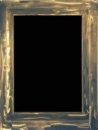Brass Metal Photo Frame