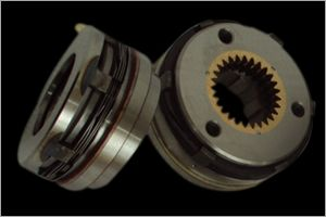 Electromagnetic Multidisc Wet Running Clutches And Brake