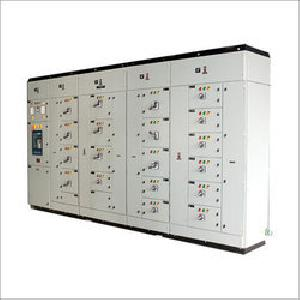 power & motor control panel