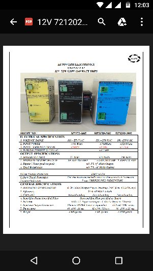 Smps Based Battery Chargers
