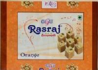 Orange Flavoured Soan Papdi