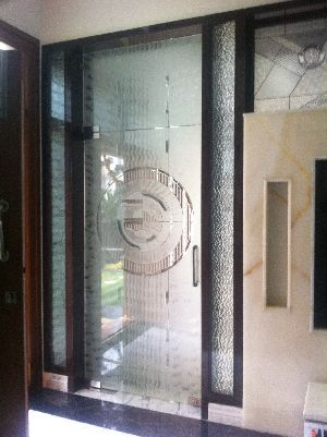 Etching Glass Designs