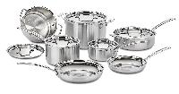 Ss Stainless Cookware